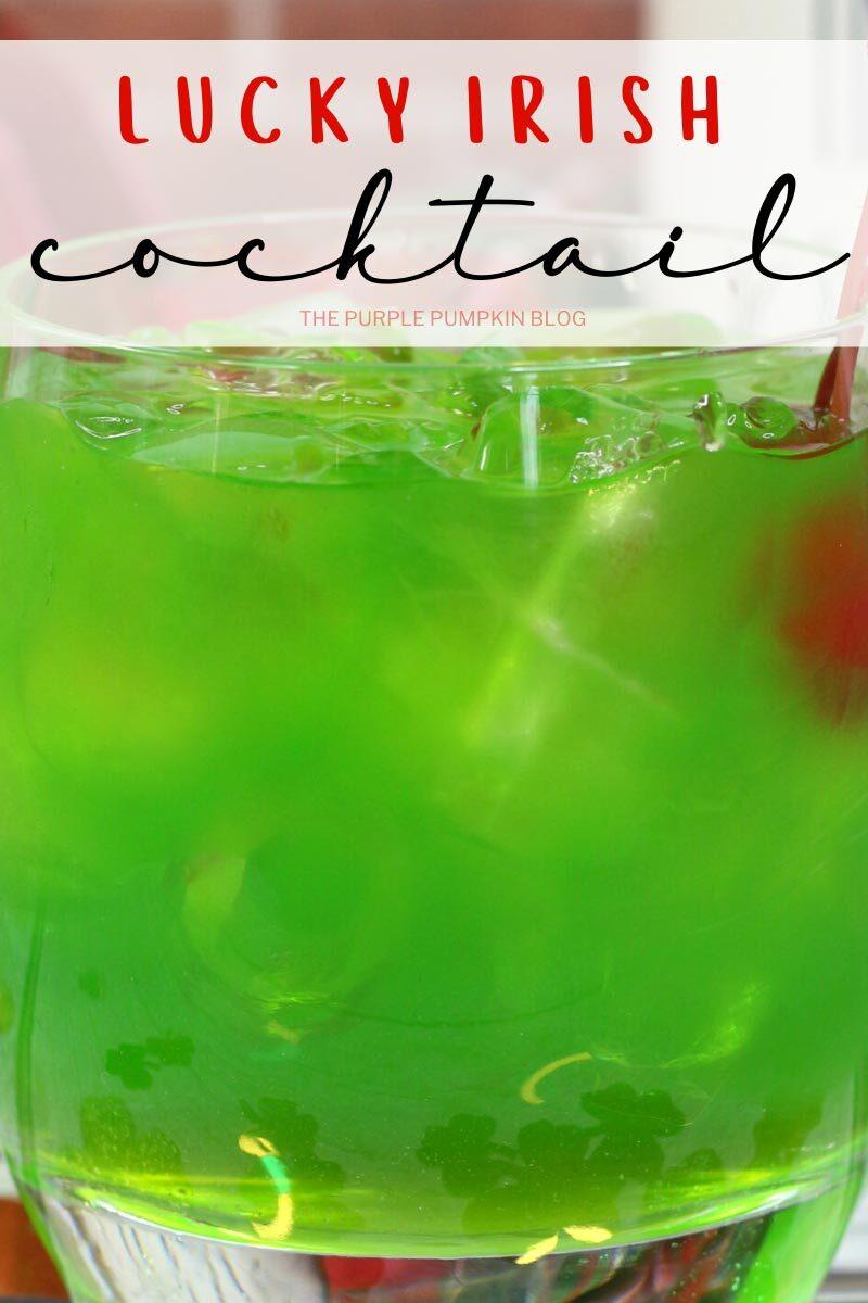 Lucky Irish Cocktail