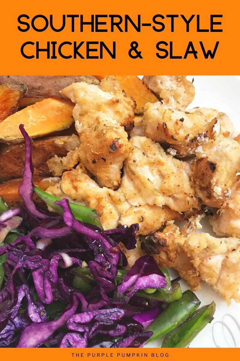Southern-Style Chicken & Slaw