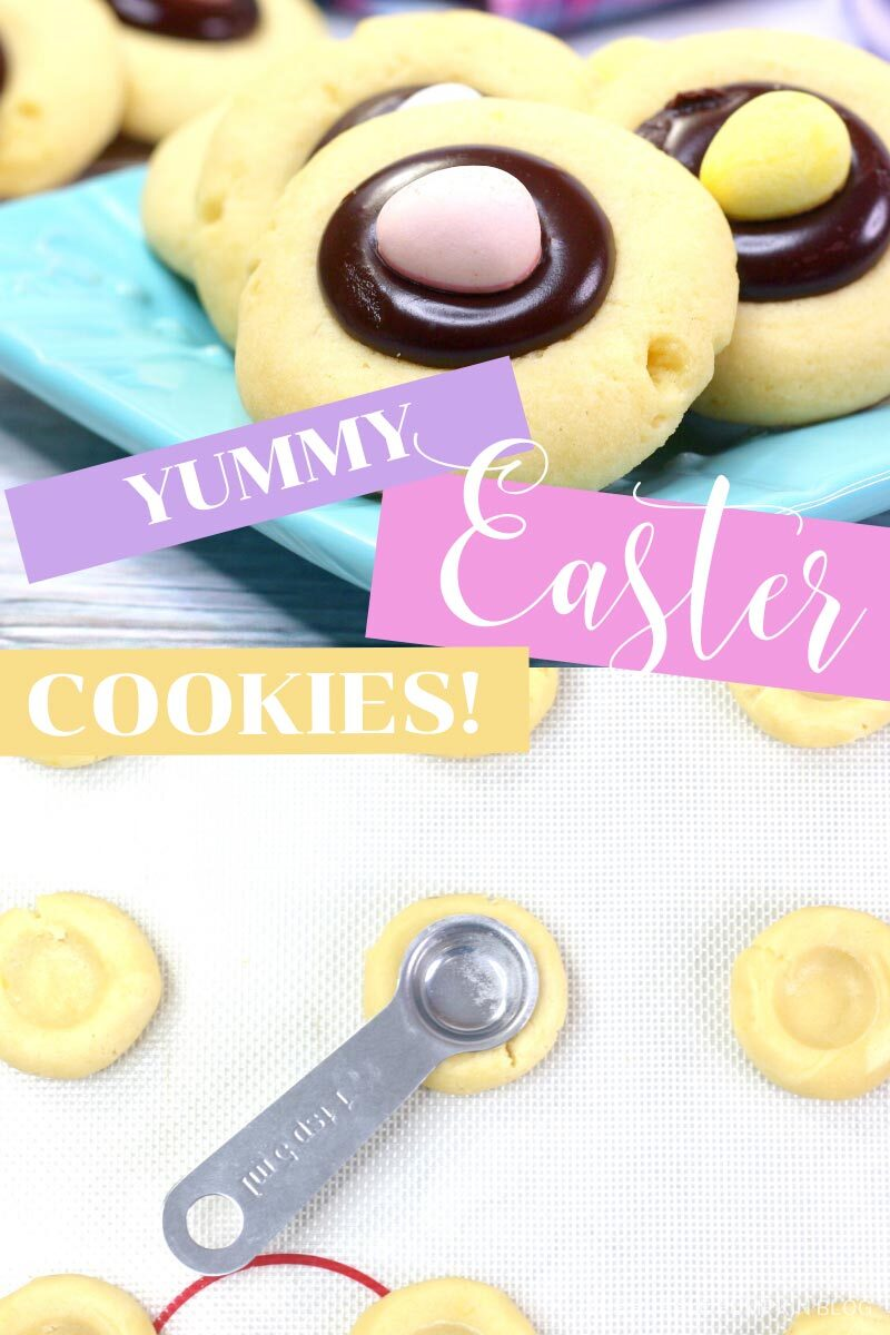Yummy Easter Cookies
