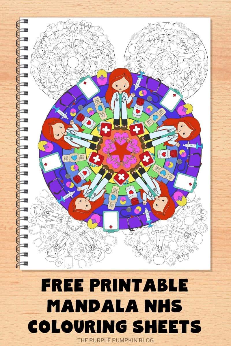Free-Printable-Mandala-NHS-Colouring-Sheets