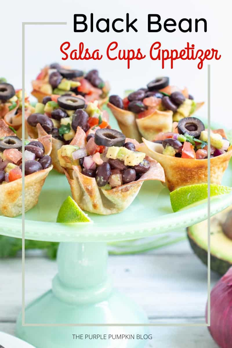 Black-Bean-Salsa-Cups-Appetizers