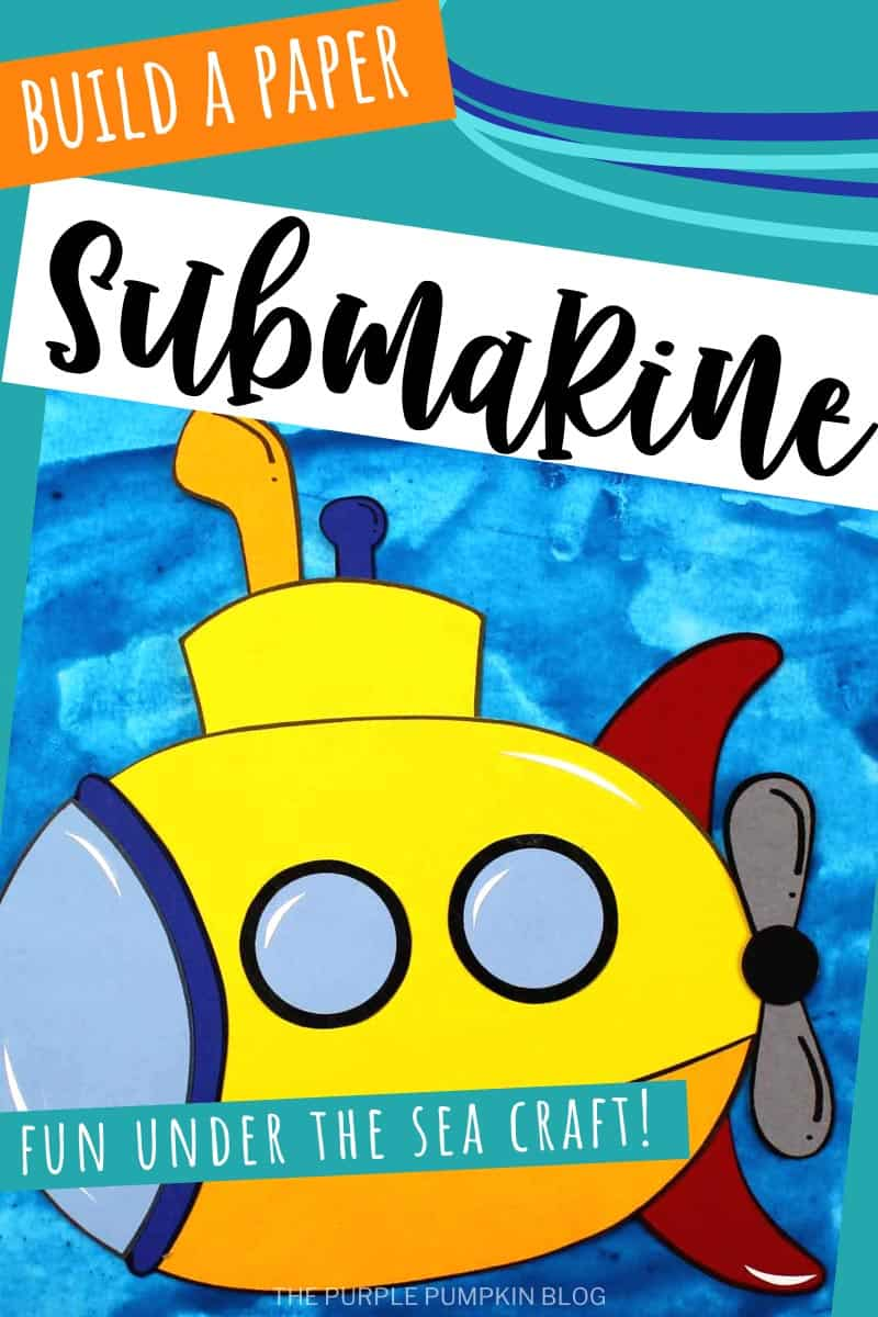 Build-a-Paper-Submarine-Fun-Ocean-Craft