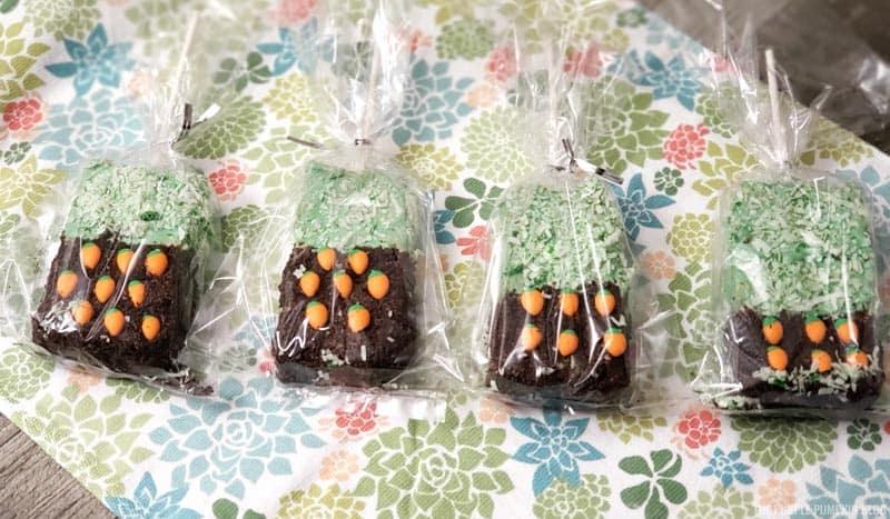 Packaged rice krispies treats