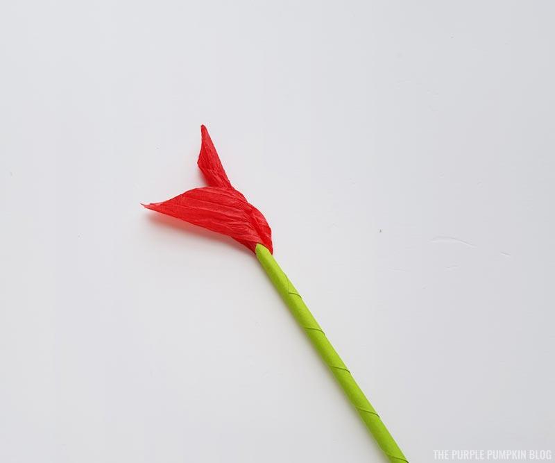 Apply a second petal