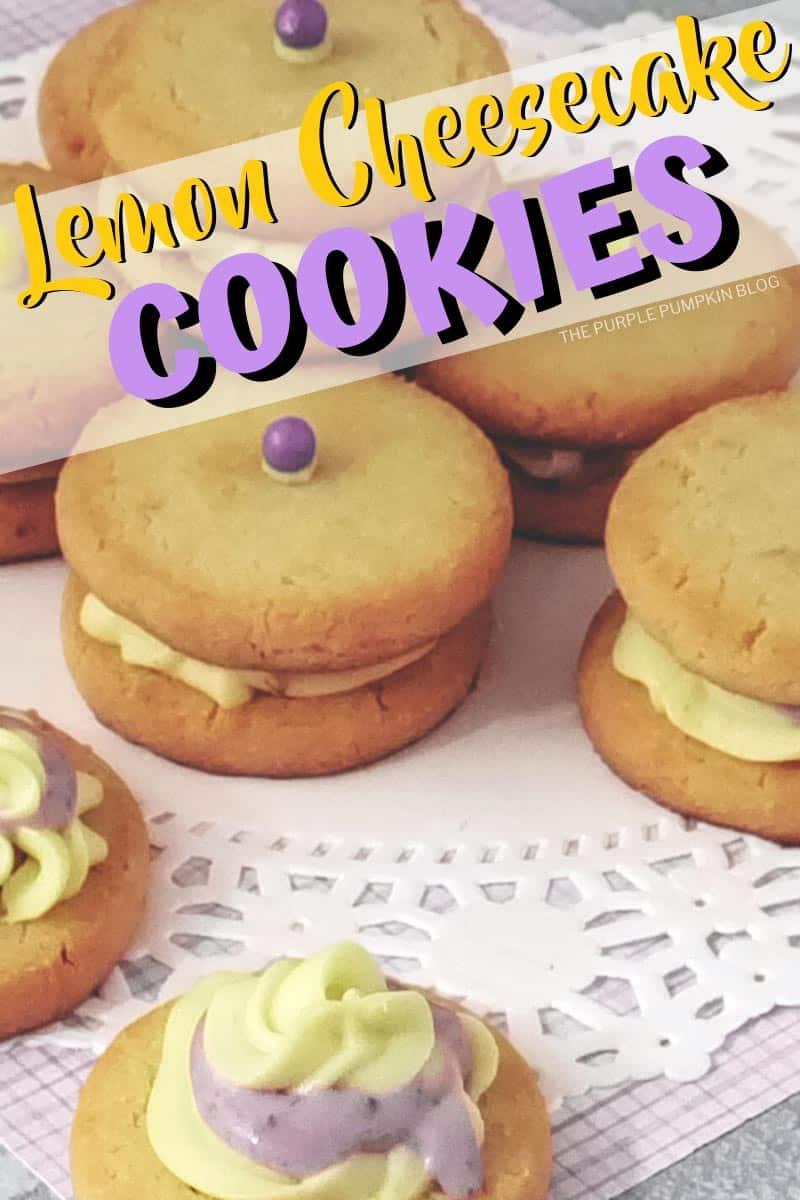 Lemon Cheesecake Cookies (9)