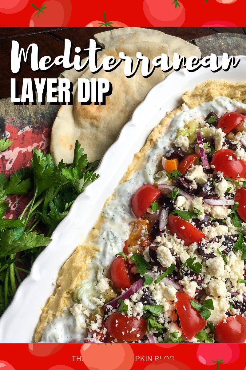 Mediterranean Layer Dip