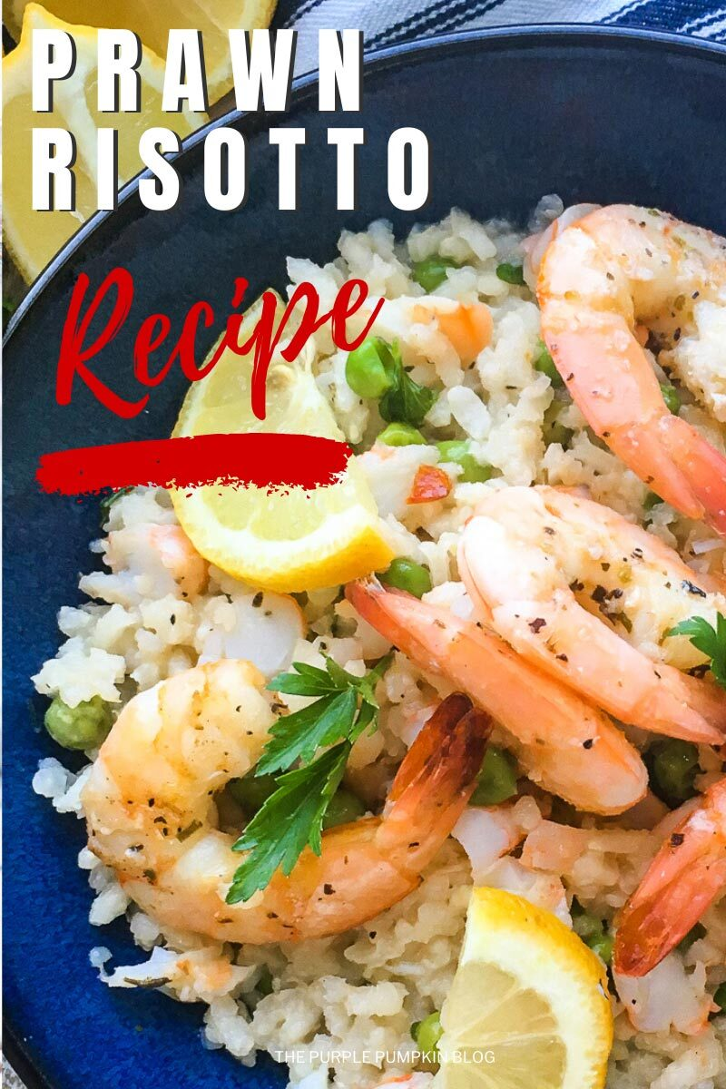 Prawn Risotto Recipe