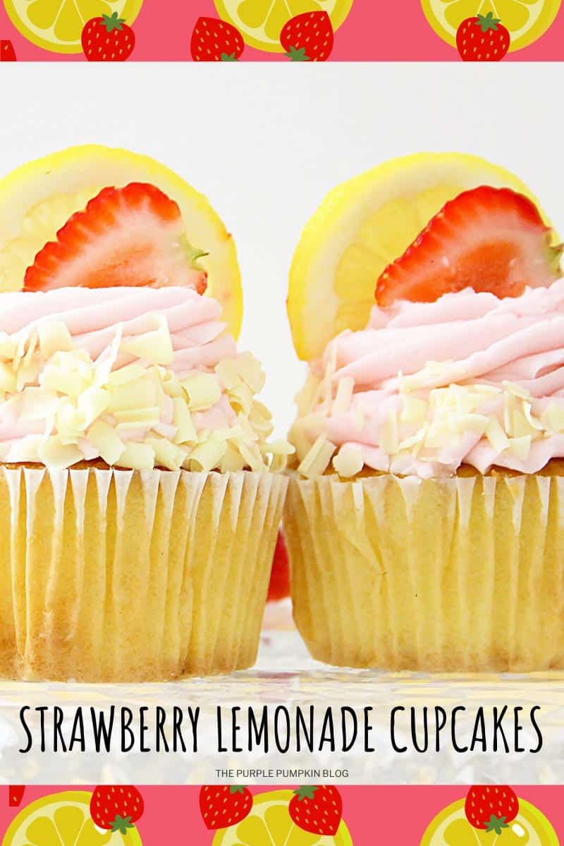 Strawberry-Lemonade-Cupcakes
