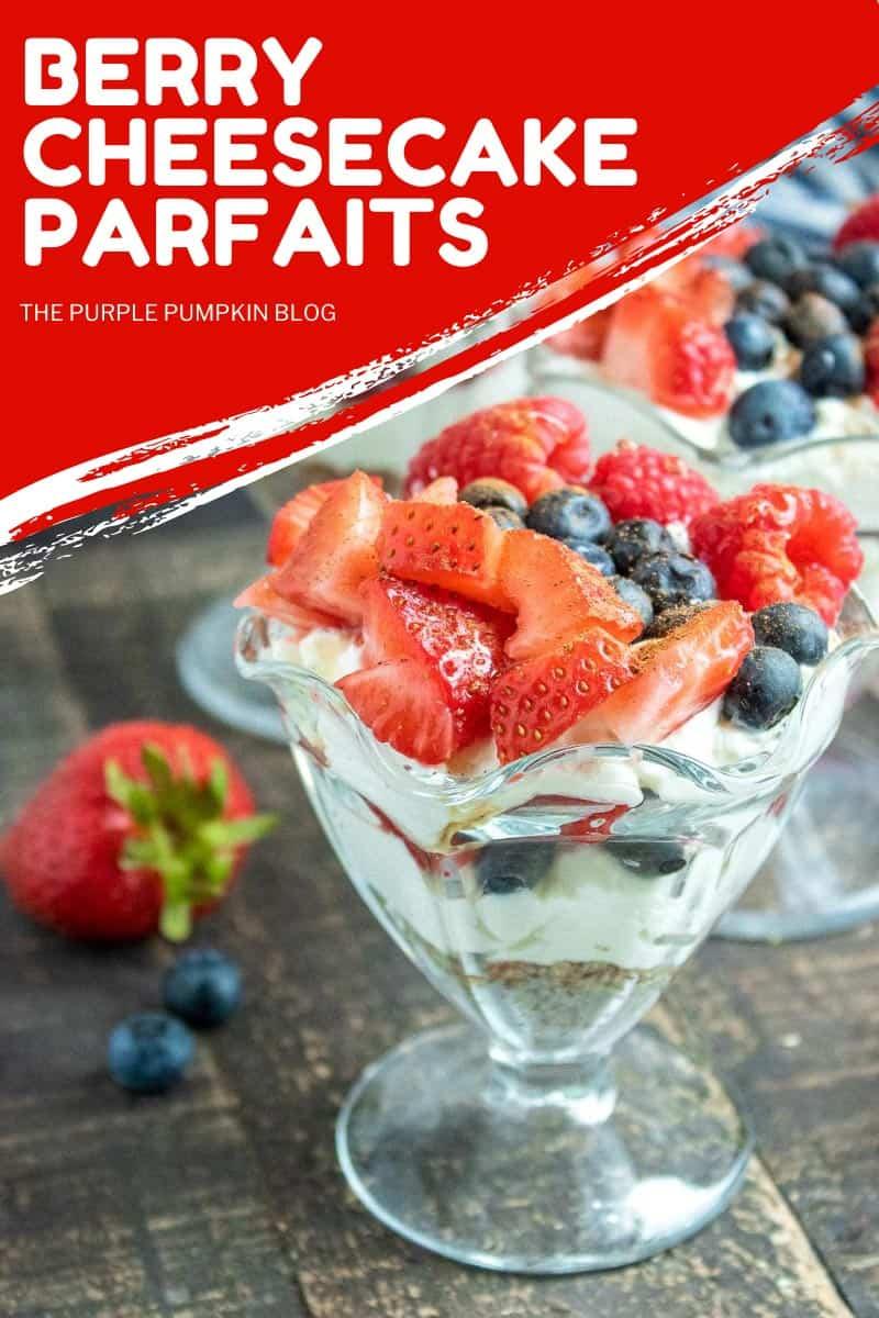 Berry-Cheesecake-Parfaits