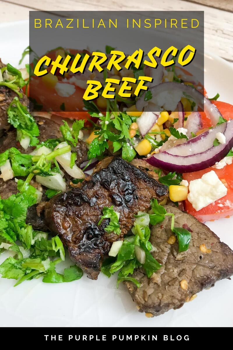 Brazilian Inspired Churrasco Beef