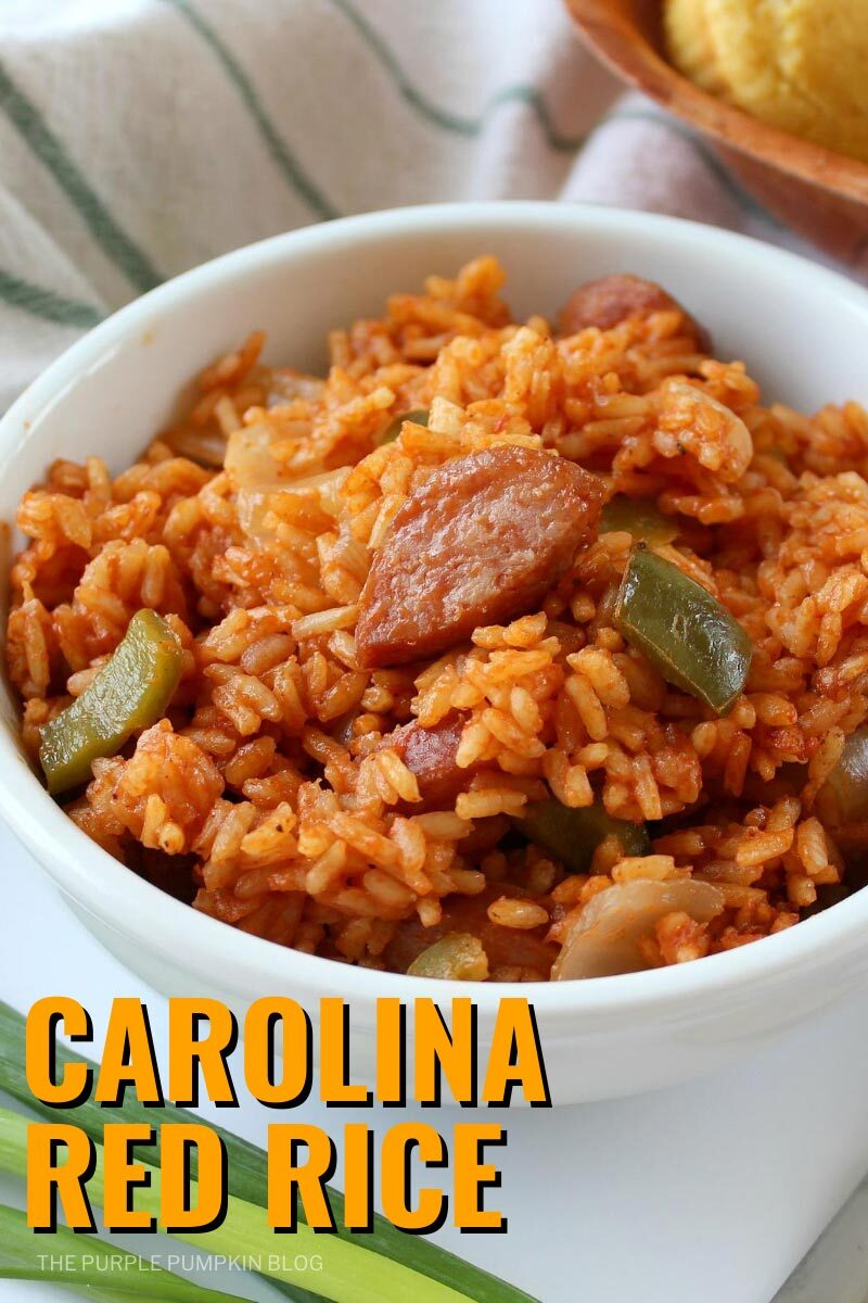 Carolina Red Rice Recipe