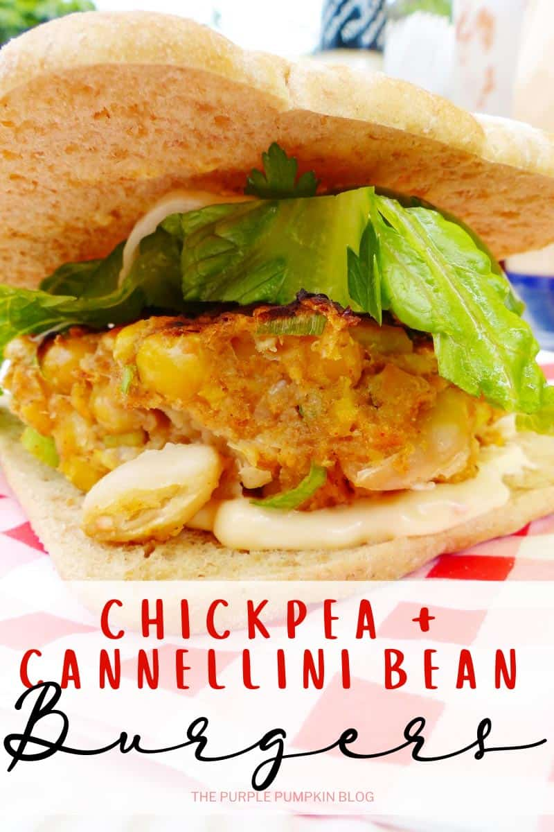 Chickpea-Cannellini-Bean-Burgers