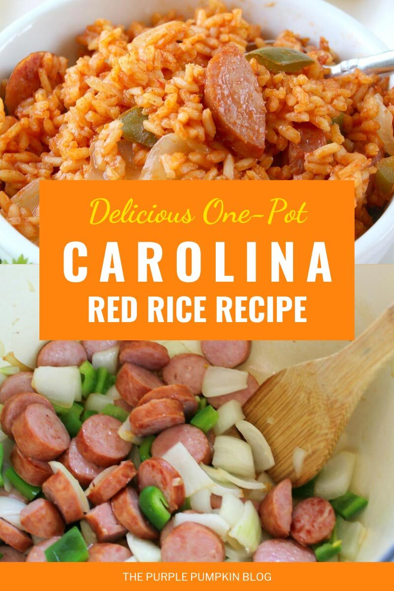 Delicious One-Pot Carolina Red Rice Recipe
