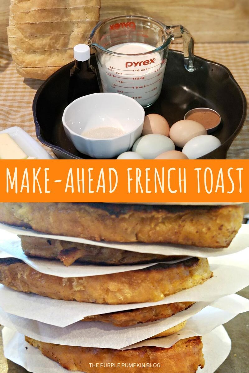 Easy Make-Ahead French Toast