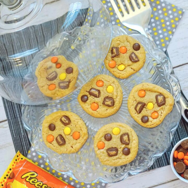 Easy Reese's Peanut Butter Cookies Recipe