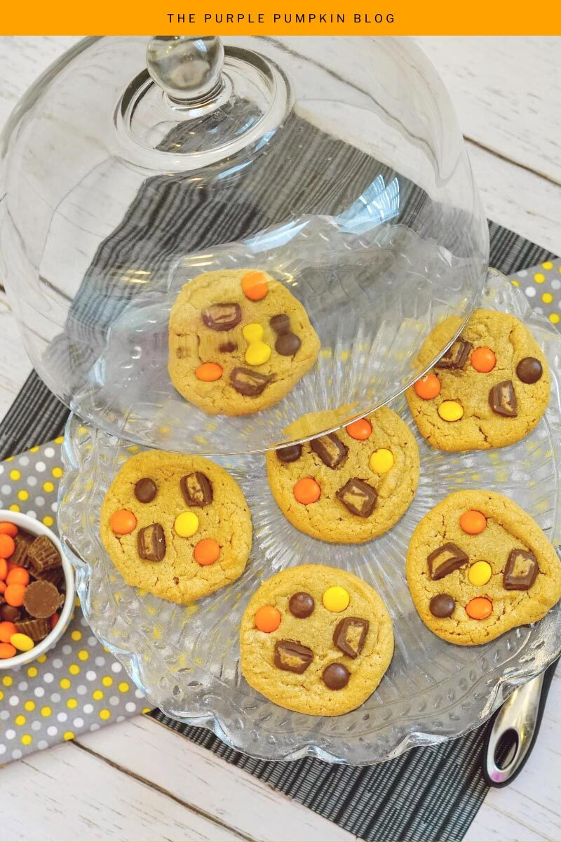 Quick Reese's Peanut Butter Cookies Recipe
