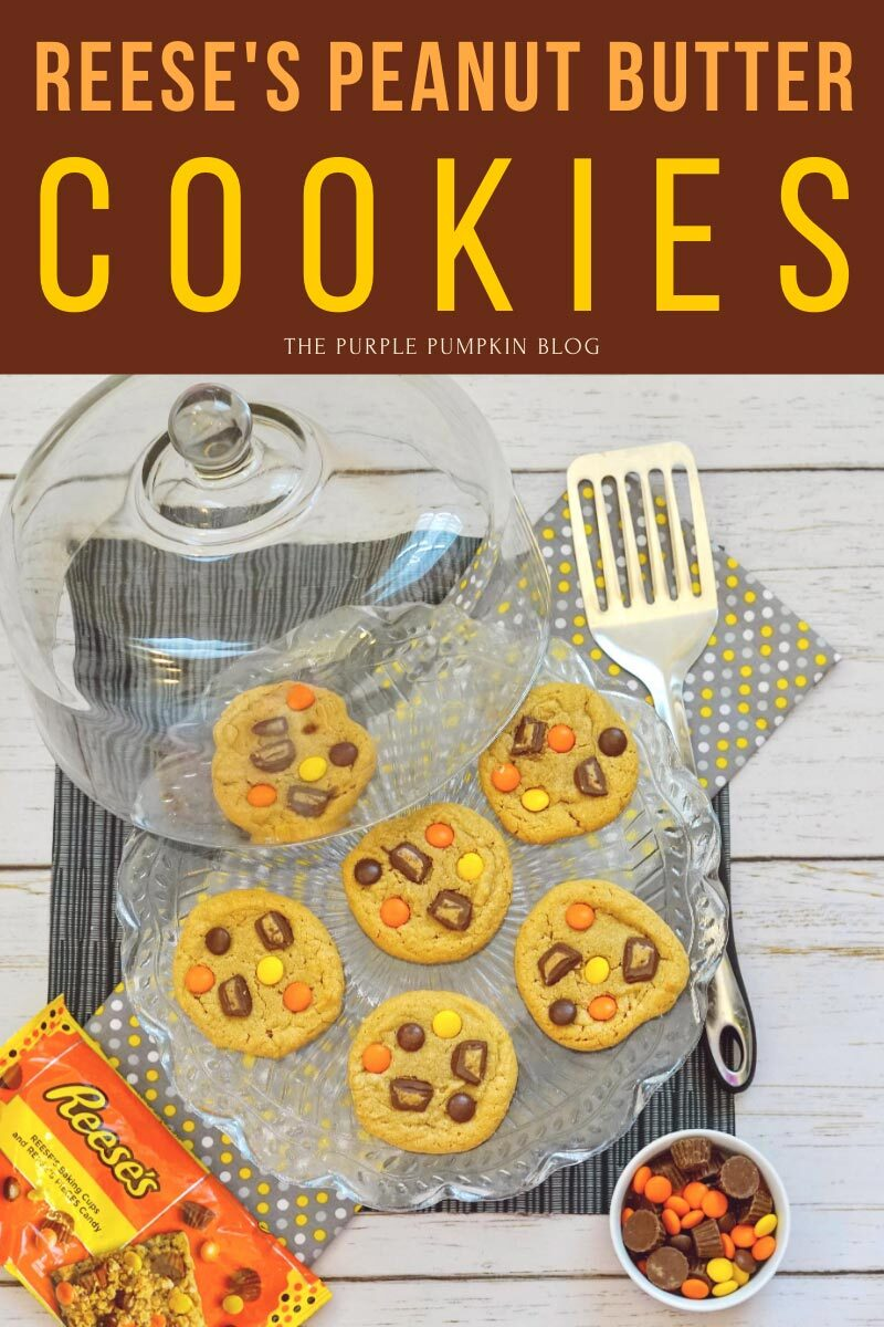Reese's Peanut Butter Cookies Recipe