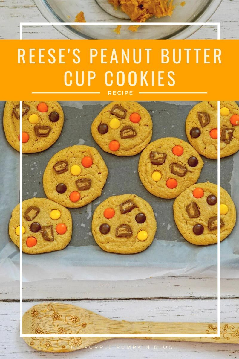 Reese's Peanut Butter Cups Cookies