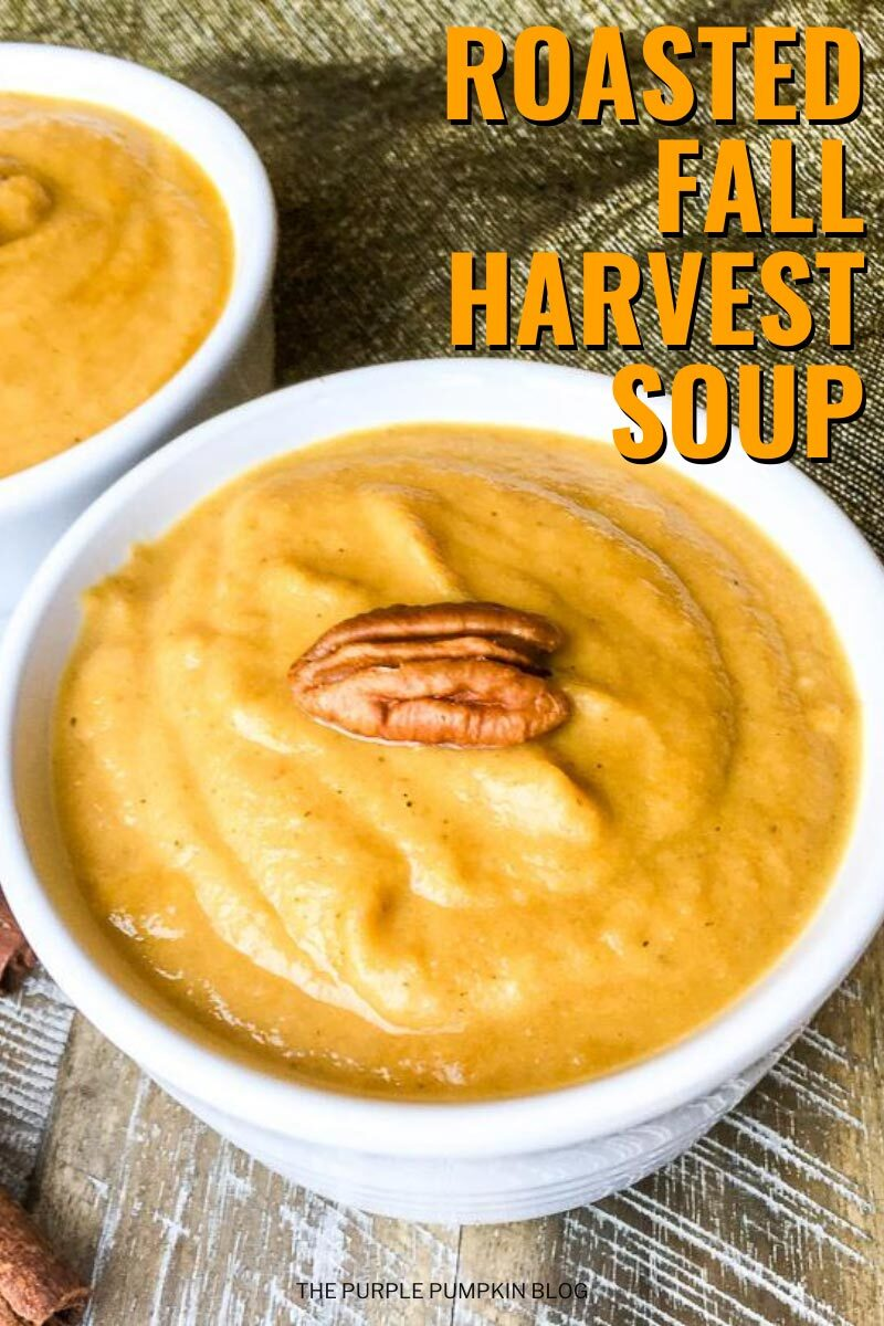Roasted Fall Harvest Soup Recipe