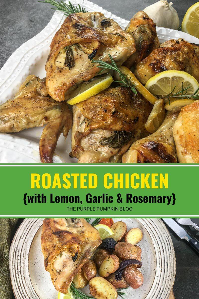 Sheet Pan Roasted Chicken Recipe