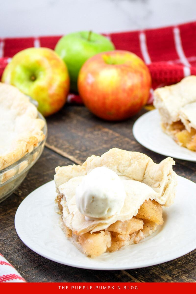 Apple Pie Recipe with Homemade Pie Crust