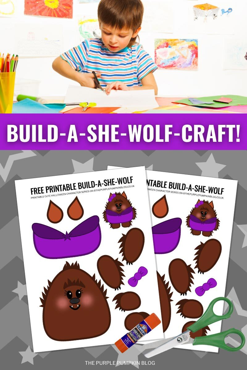 Build a She-Wolf Craft
