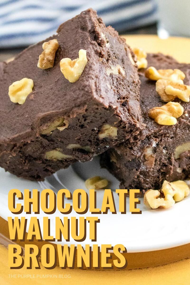 Chocolate Walnut Brownies Recipe