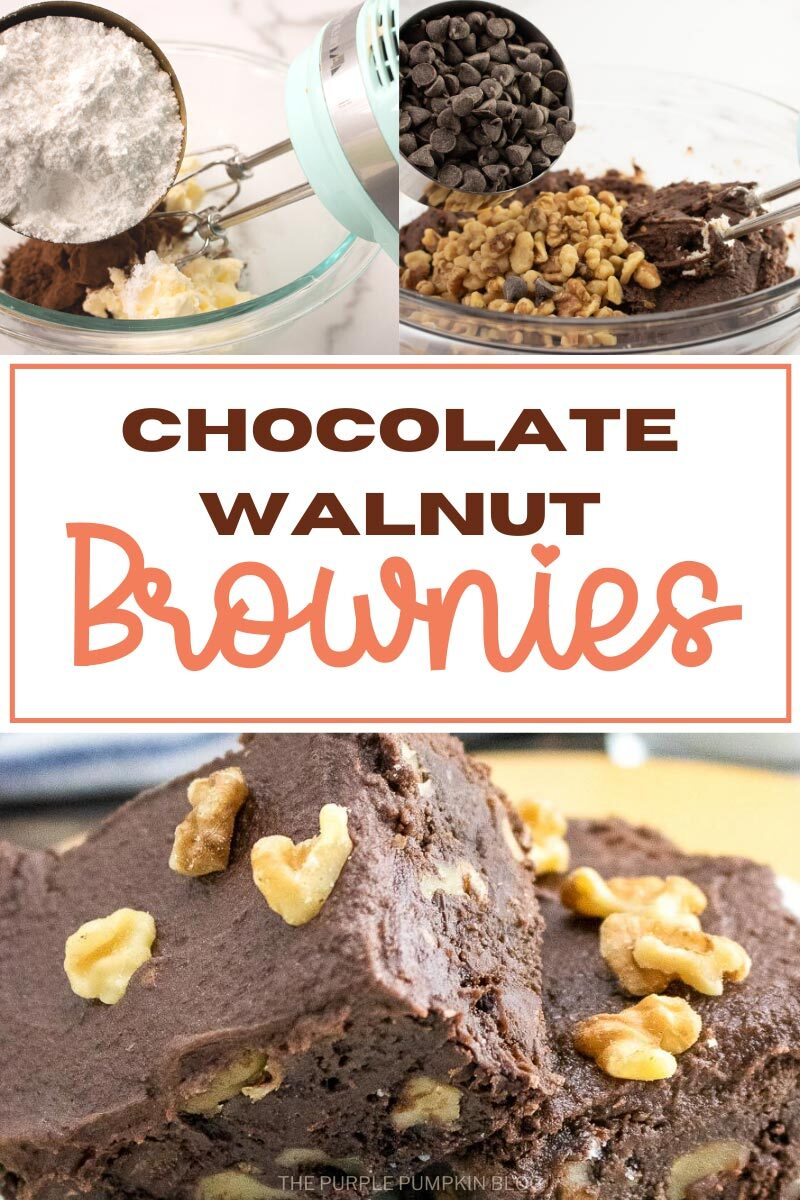 Chocolate Walnut Brownies Recipe