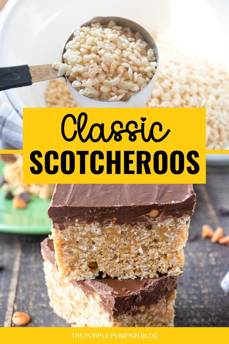 Classic Scotcheroos Recipe