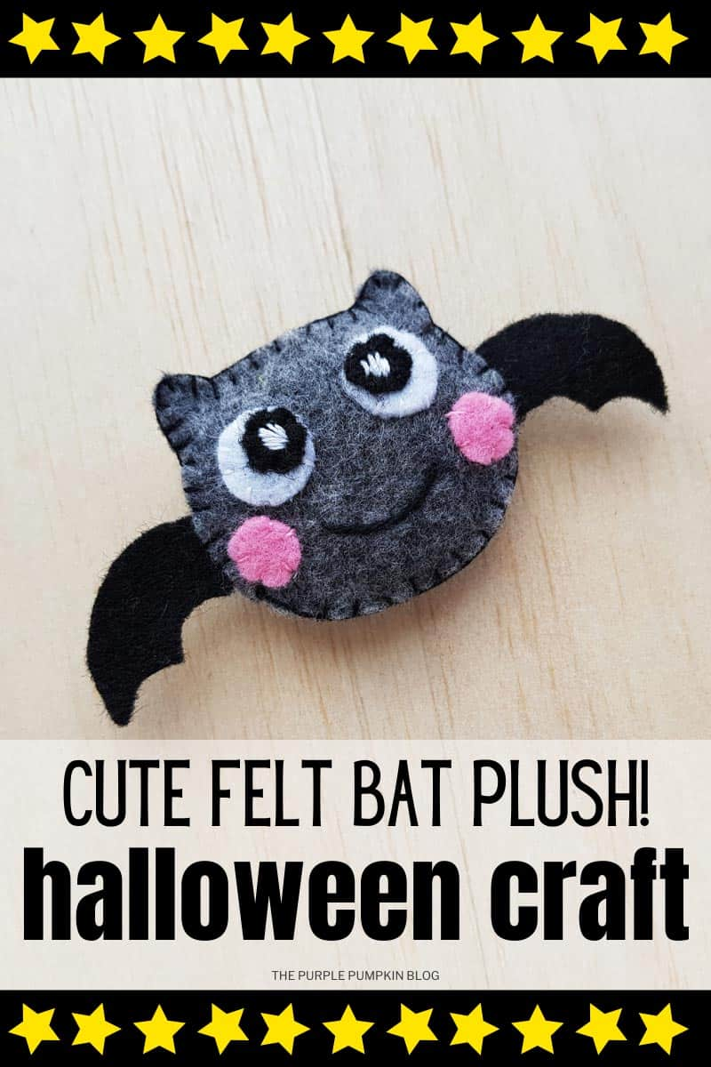 Cute-Felt-Bat-Plush-Halloween-Craft