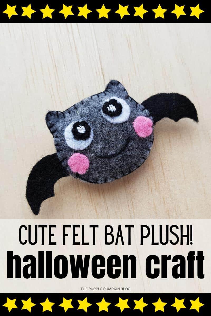 Cute-Felt-Bat-Plush-Halloween-Craft