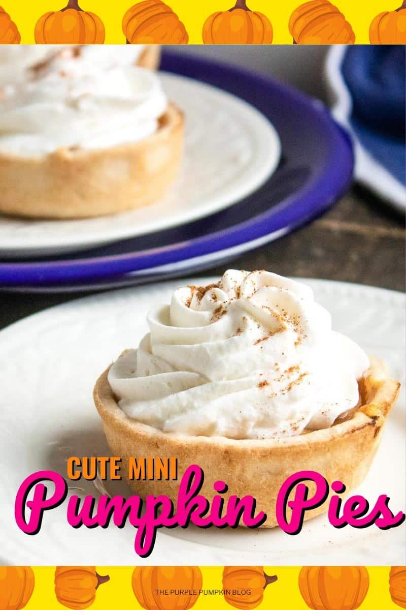 Cute-Mini-Pumpkin-Pies-Recipe