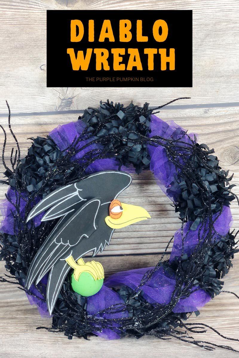 Daiblo Wreath Craft