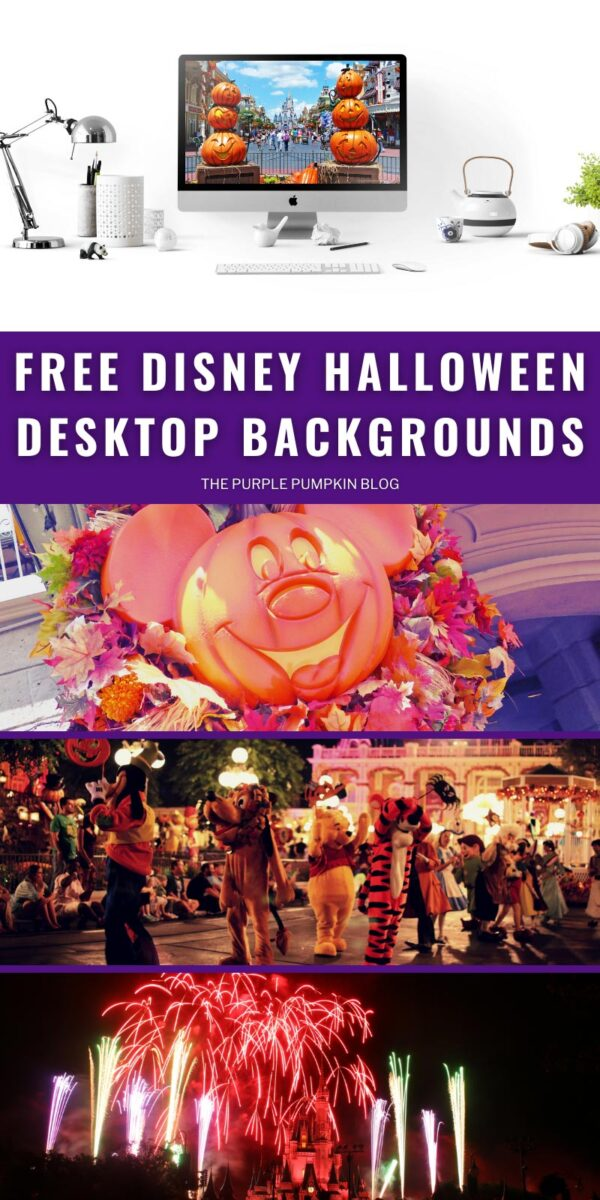 Free-Disney Halloween Desktop Backgrounds