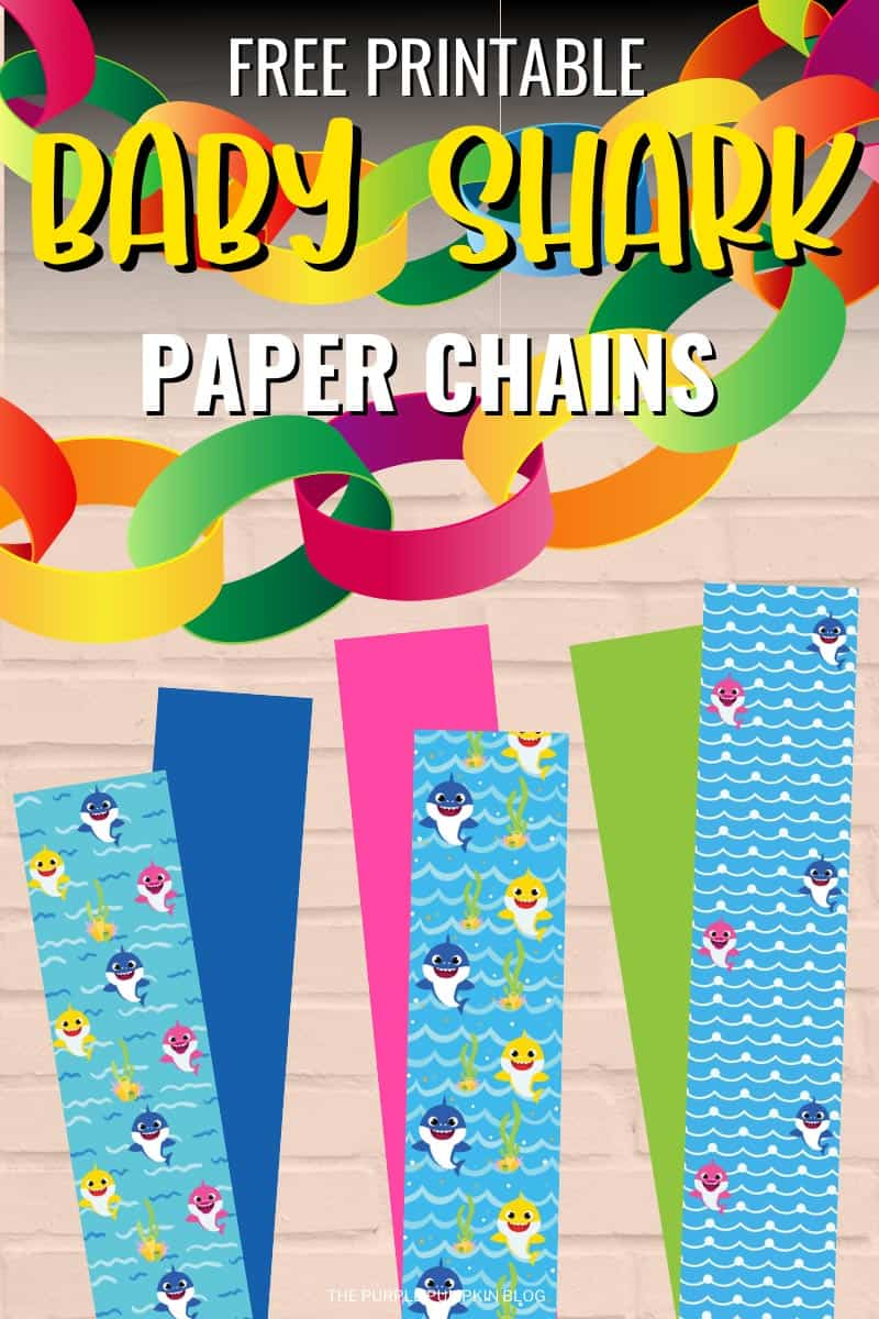 Free-Printable-Baby-Shark-Paper-Chains-1