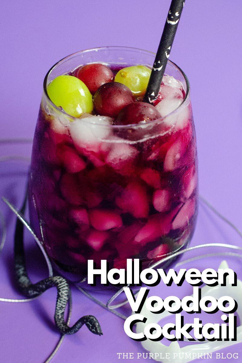 Halloween Voodoo Cocktail