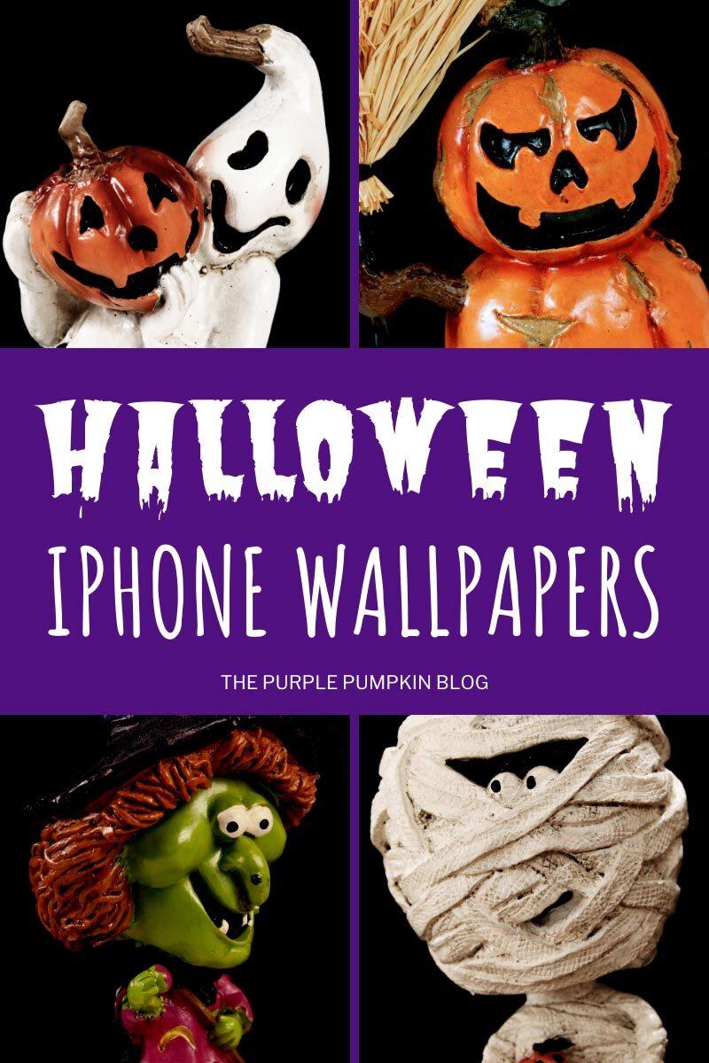 Halloween iPhone Wallpapers