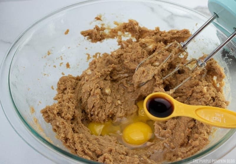 Peanut Butter Cookie Mixture