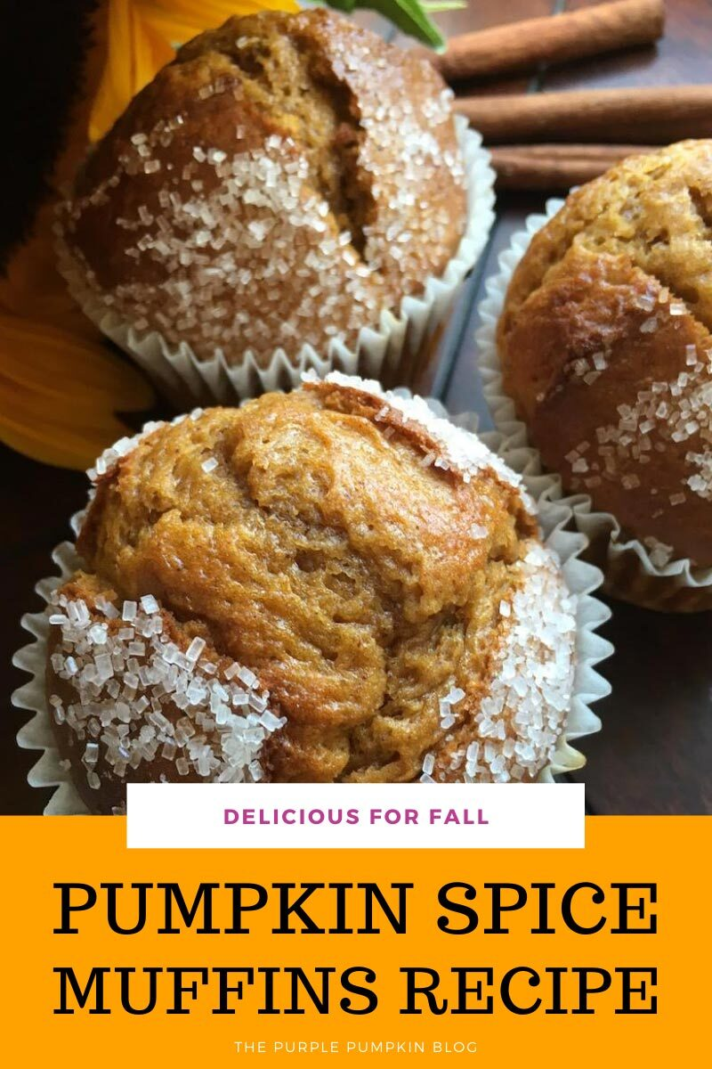 Pumpkin Spice Muffins Recipe - Delicious for Fall