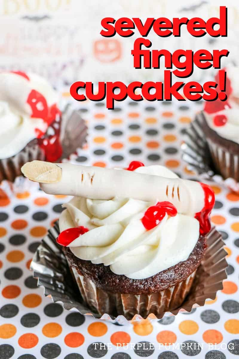 Severed-Finger-Cupcakes