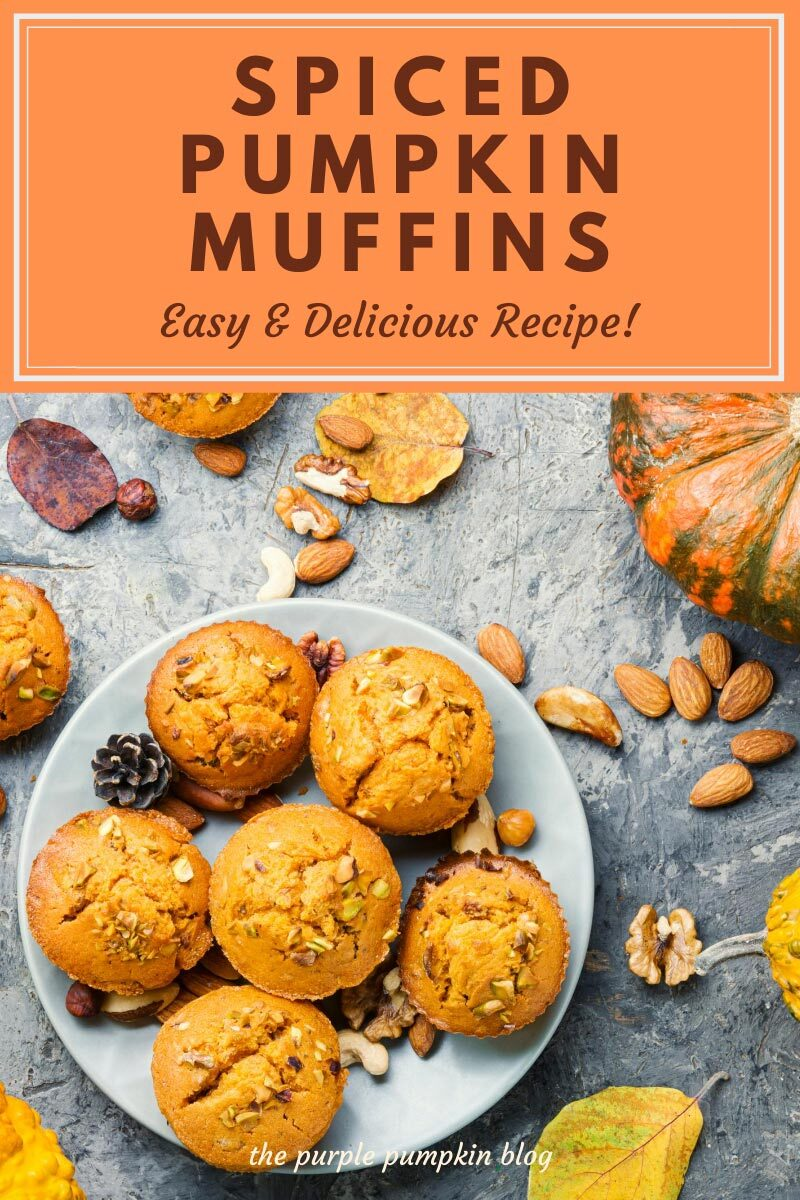 Spiced Pumpkin Muffins - Easy & Delicious Recipe