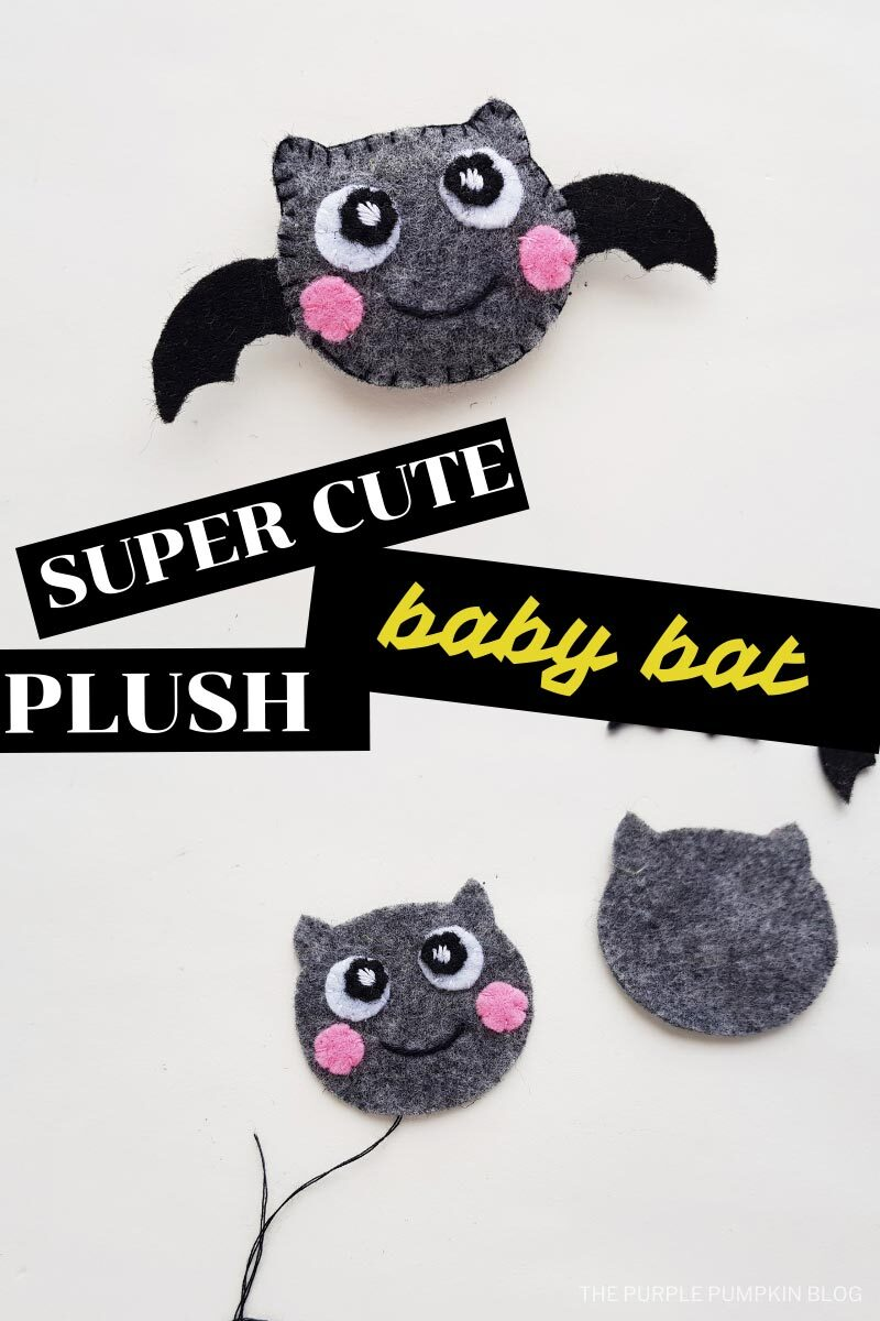 Super Cute Baby Bat Plush