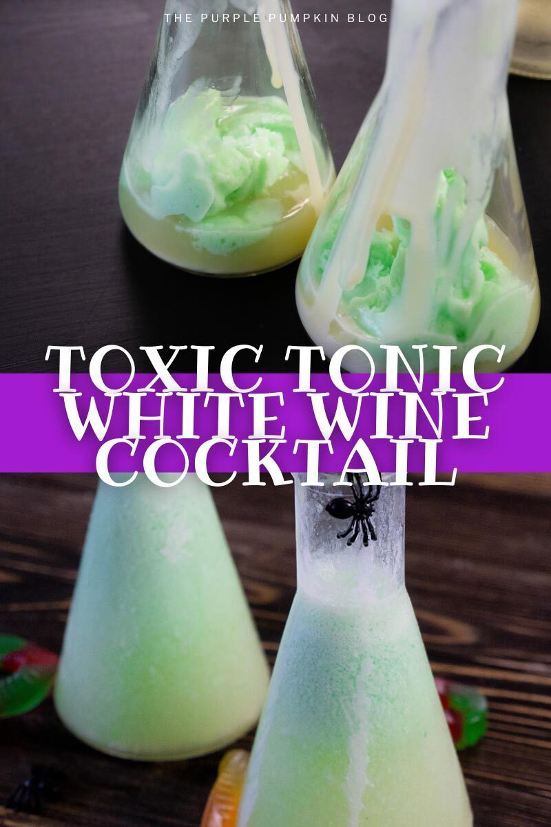 Toxic Tonic White Wine COcktail