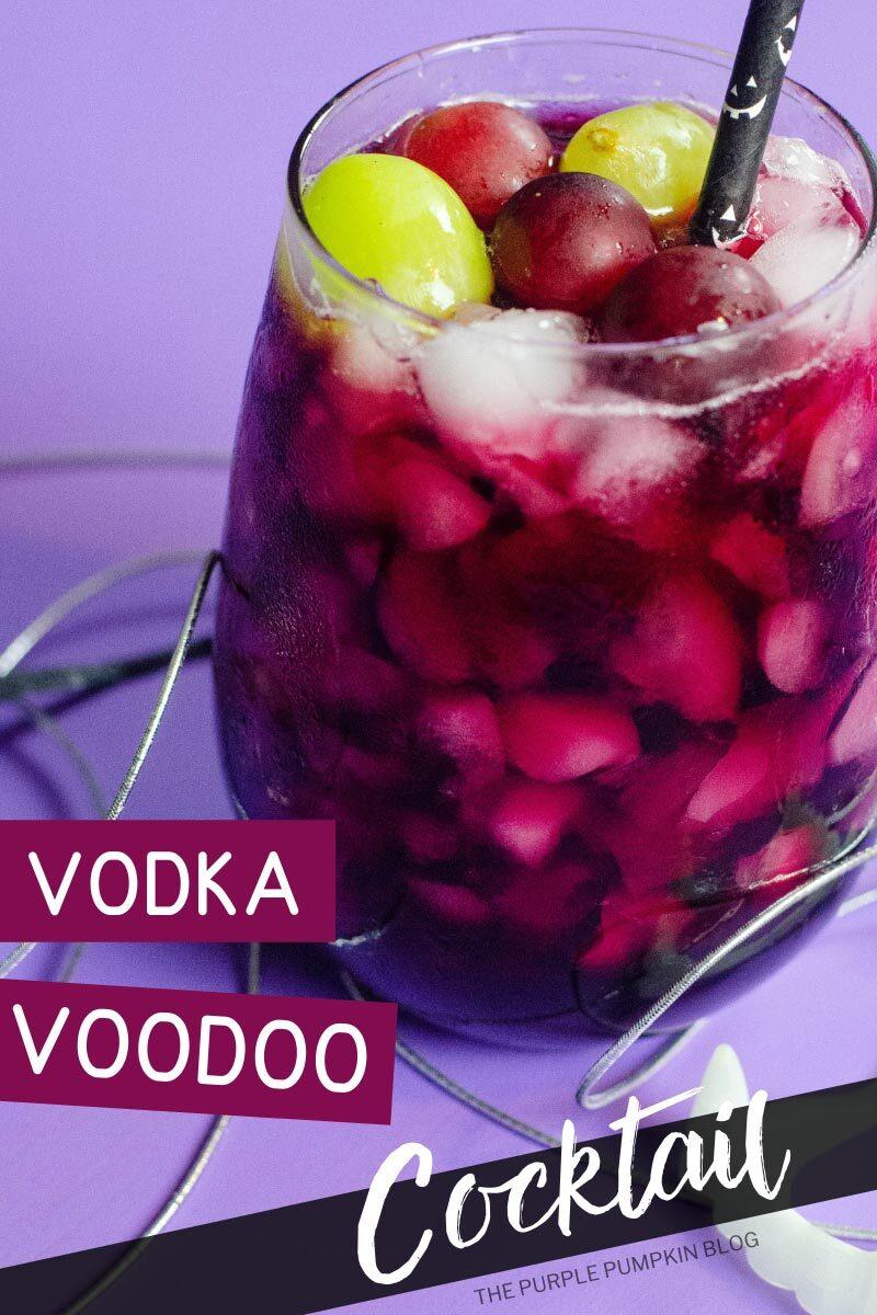 Vodka Voodoo Cocktail
