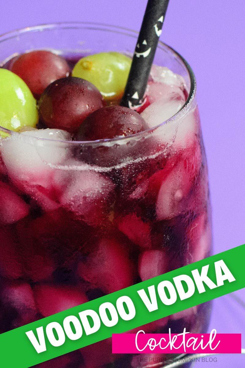 Voodoo Vodka Cocktail