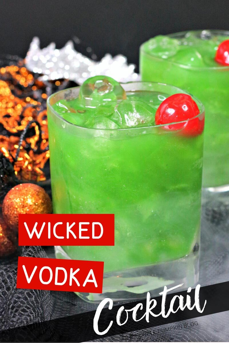 Wicked Vodka Cocktail