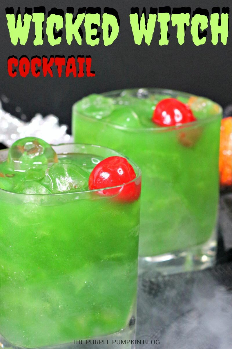 Wicked Witch Cocktail
