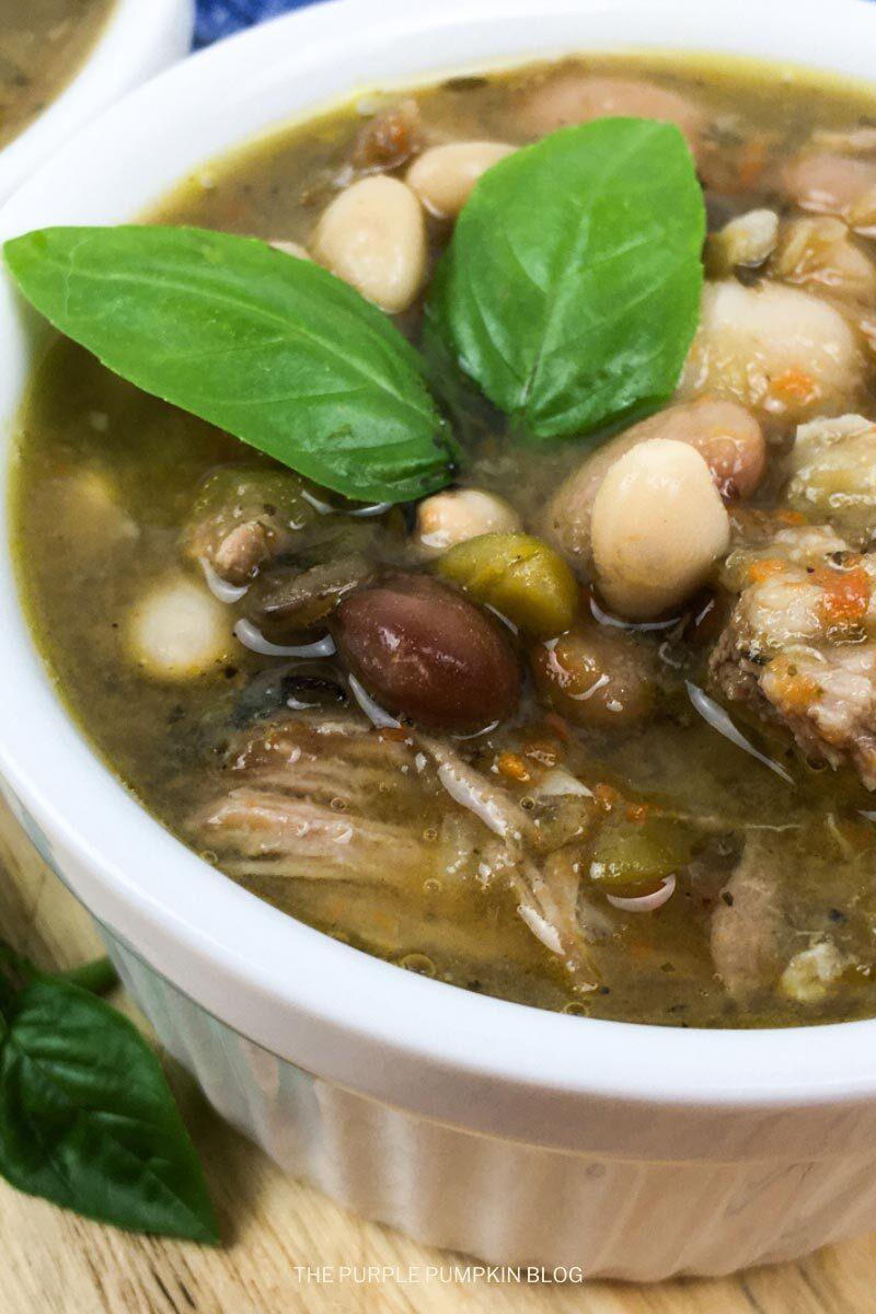 15 Bean Soup Recipe