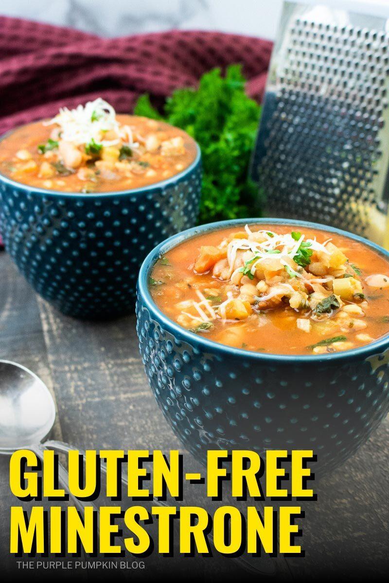 Gluten-Free Minestrone
