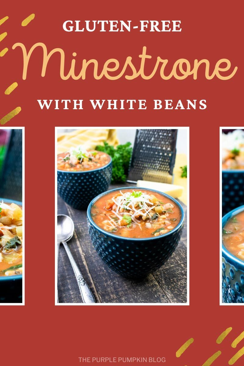 Gluten-Free Minestrone with White Beans Recipe